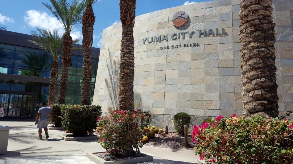 City Of Yuma O Amp M Electrical Services Inc Yuma Az